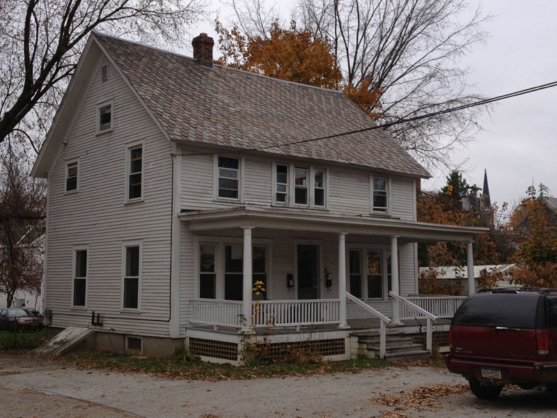 18 ½ Cottage Street — City of Rutland, VT