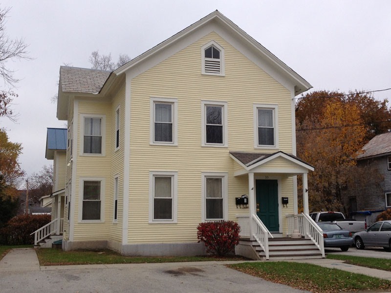 35 Baxter Street — City of Rutland, VT